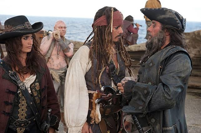 Pirates Of The Caribbean On Stranger Tides 2011 Film Termahal